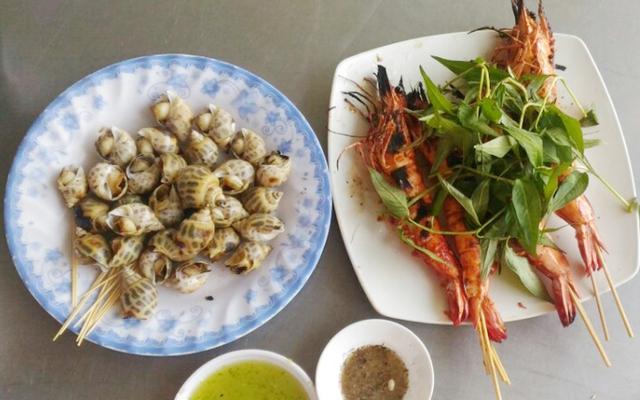 Hải Sản Phố Biển ở Bình Phước