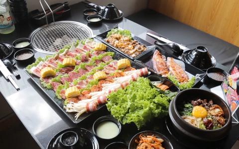 8 BBQ - Nhà Hàng Nướng & Lẩu