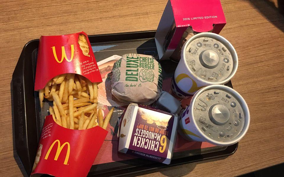 McDonald's - Satra Phạm Hùng