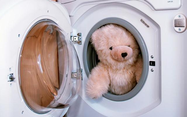 Giặt Gấu Bông Toàn Tâm