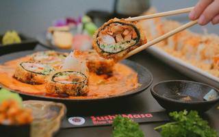 Sushi Masa - 3 Tháng 2