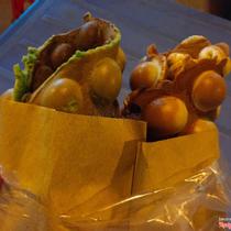 Bánh Trứng Gà Non Hong Kong - Ngô Tất Tố