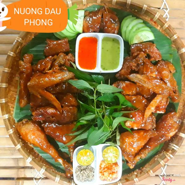 ga-nuong-sot-dau-phong