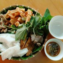 Bún Đậu Mắm Tôm - Tạ Quang Bửu