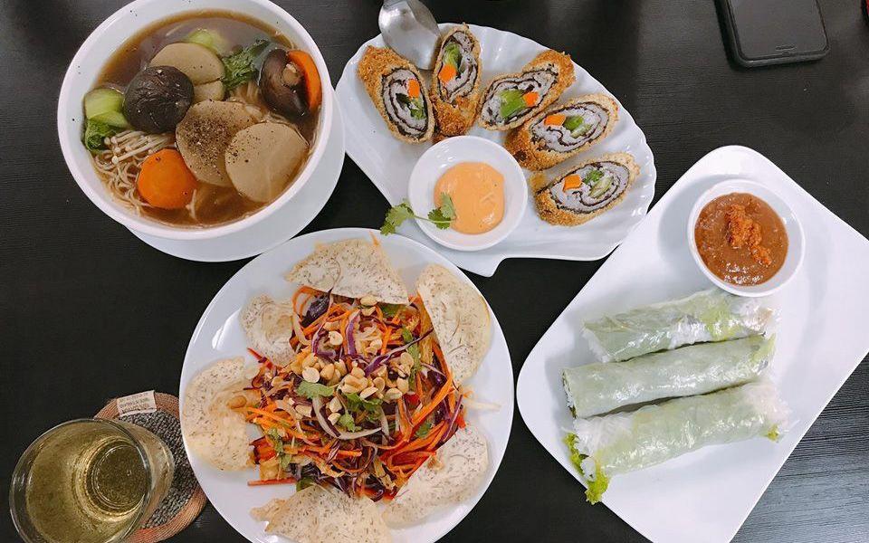 Veggie Saigon - Nhà Hàng Chay & Cafe