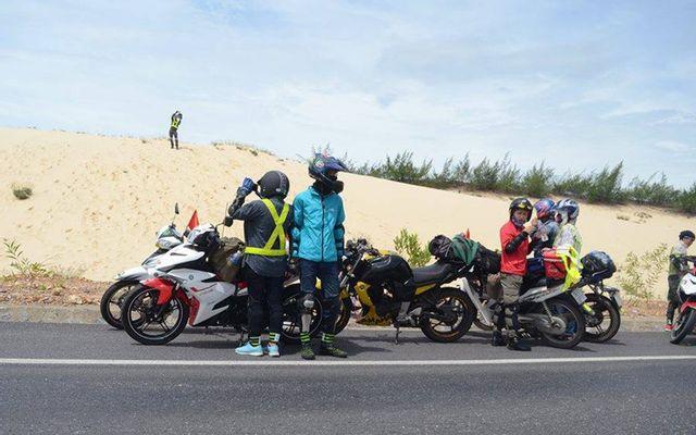 F1S - Cho Thuê Xe Máy - Thuận Lý ở Quảng Bình