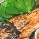 Cá Thát Lát Nướng Muối Ớt