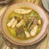 Bánh Canh Ghẹ Muối Ớt Xanh - Nguyễn Trãi