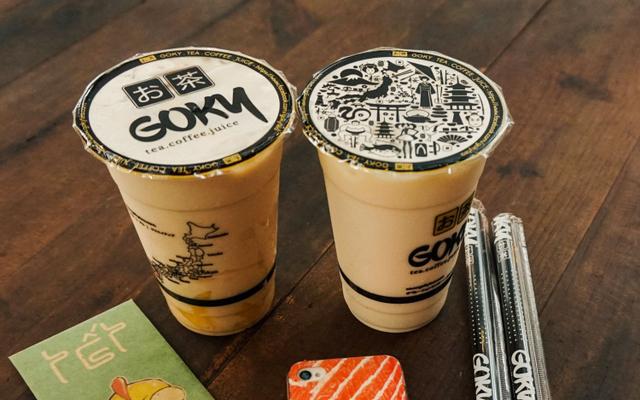Goky - Tea Coffee & Juice - Nguyễn Văn Cừ ở Hà Nội