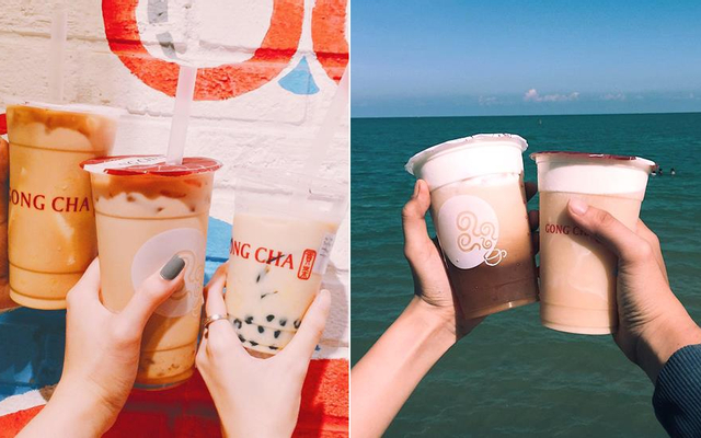Trà Sữa Gong Cha - 貢茶 - Hoàng Hoa Thám ở Vũng Tàu