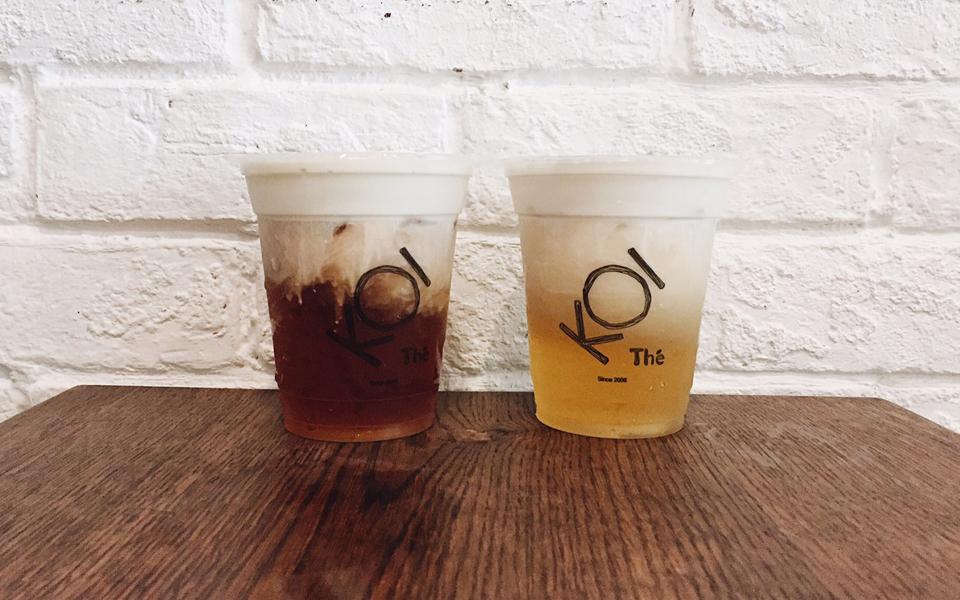 Koi Thé Café - Nguyễn Đức Cảnh