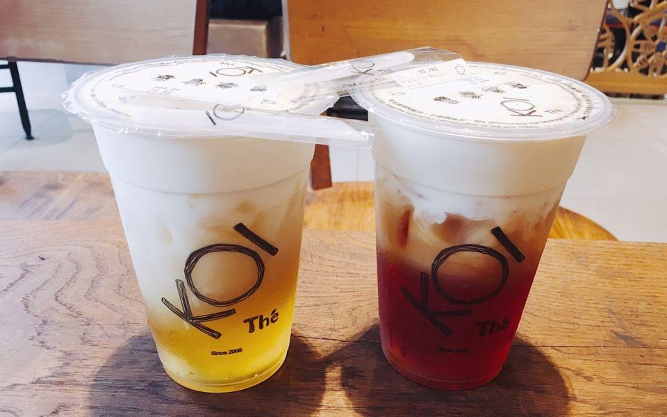 Koi Thé Café - Phan Xích Long