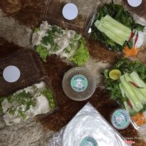 Bánh Tráng Cuốn Thịt PUAA PUAA - Shop Online