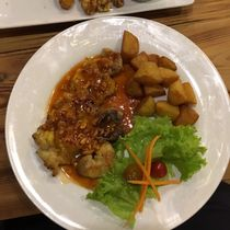 Gummy - Chicken Steak, Cake & Ice Cream - Đặng Thị Nhu