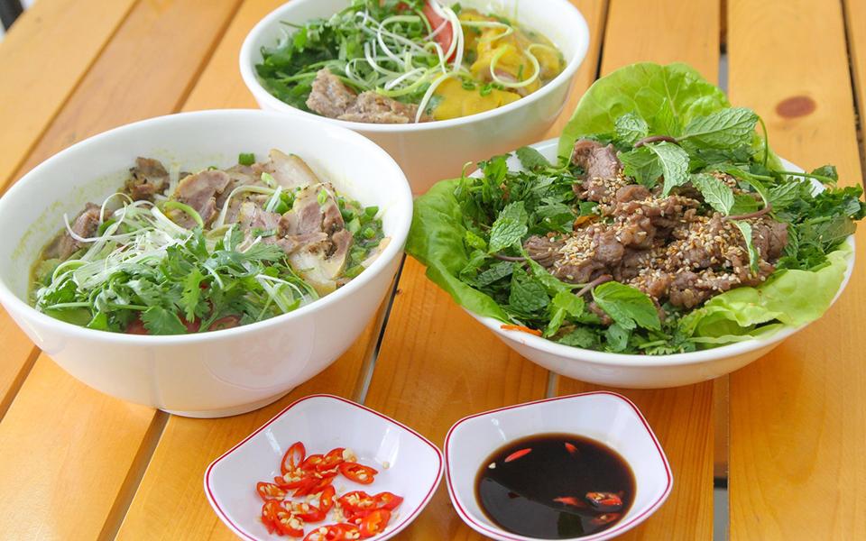 Bún Bung Hà Nội