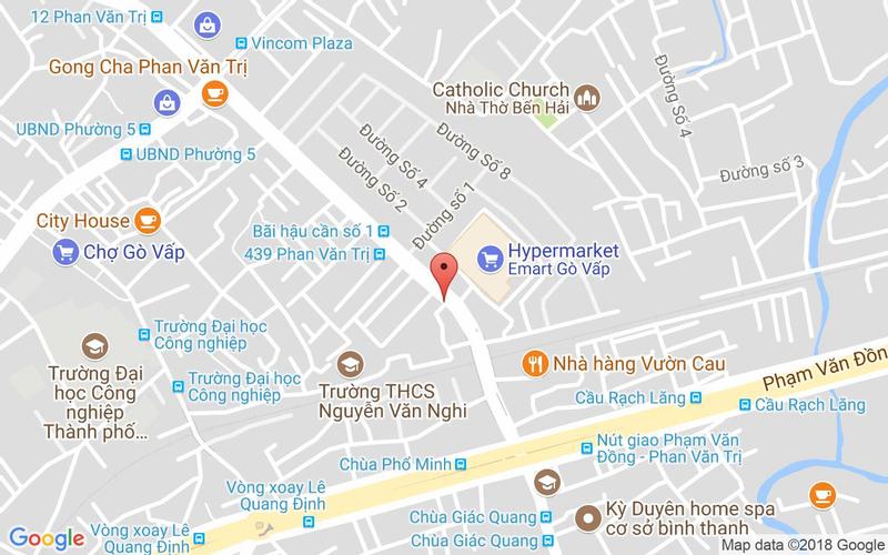 Bản đồ - Bách Restaurant - Ẩm Thực Trung Hoa