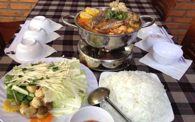 Yến Tròn - Lẩu Ghẹ Kim Chi & BBQ ở Lâm Đồng