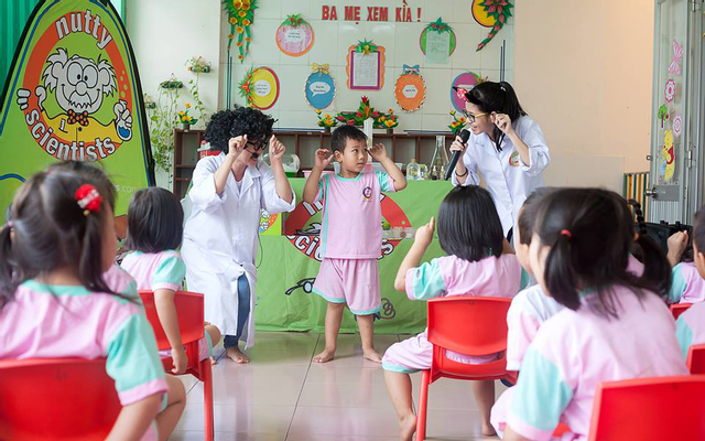 Nutty Scientists Việt Nam