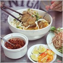 Bún Bò Huế - Nguyễn Thượng Hiền
