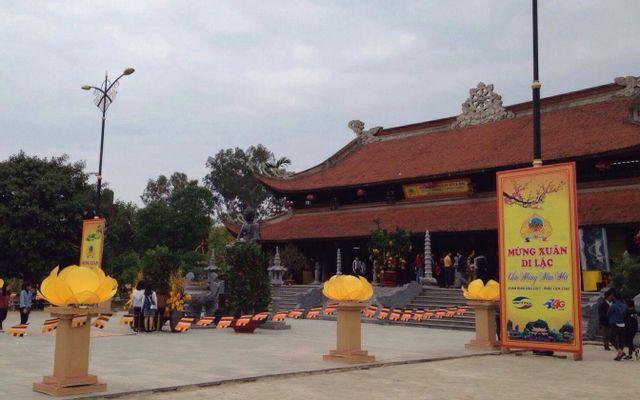 Chùa Hang ở Thái Nguyên