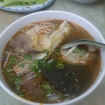 Bún Bò Huế - Phú Đô