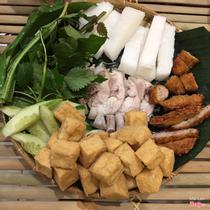Tôn Đào - Bún Đậu