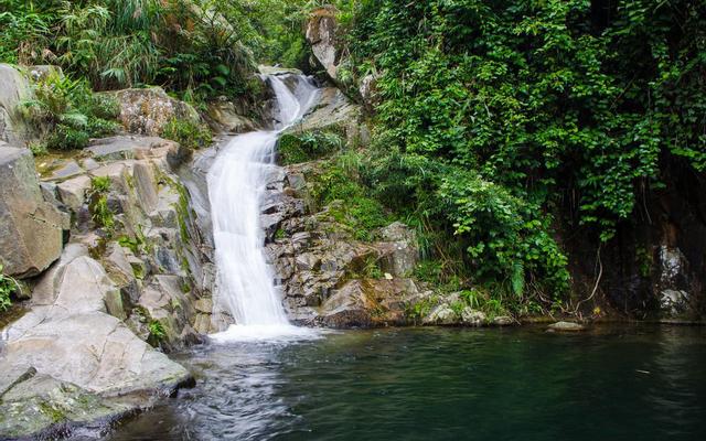 Suối Đát Đắng ở Thái Nguyên