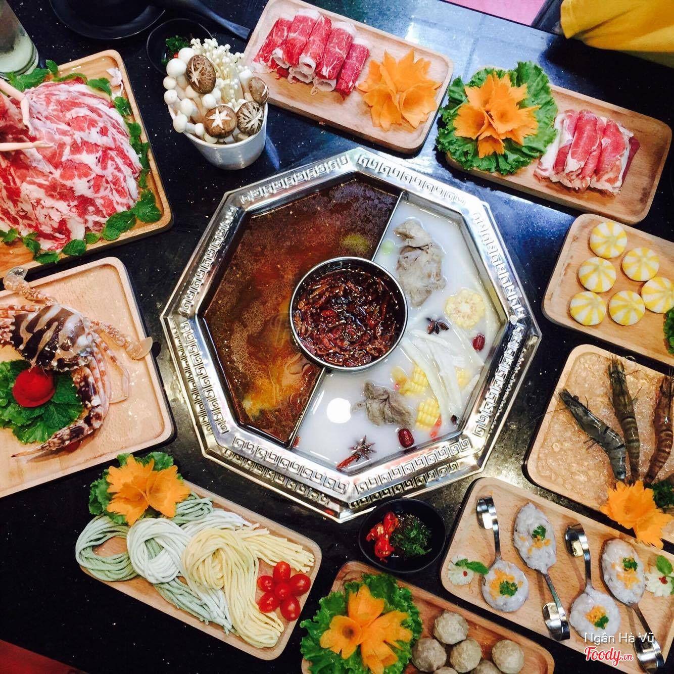 Buffet lẩu giá rẻ_Taiji