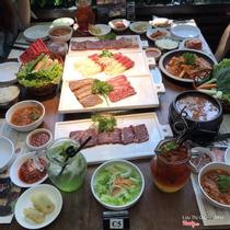 King BBQ Buffet Hồ Tùng Mậu