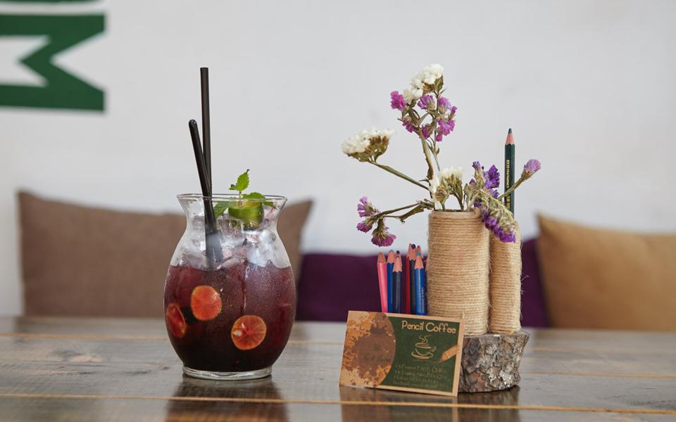 Pencil Coffee - Trường Sơn