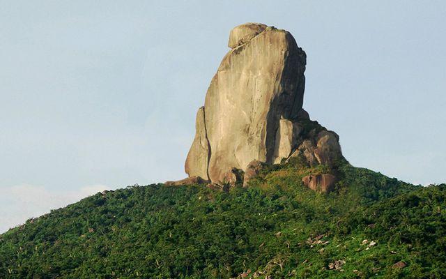 Núi Đá Bia ở Phú Yên