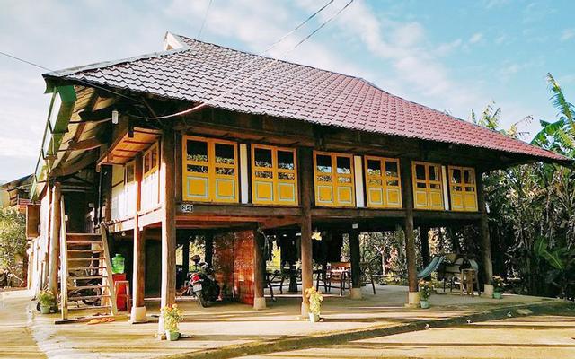 Sàn Homestay ở Lâm Đồng