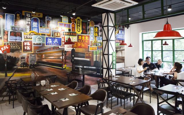 Luk Chew - Ẩm Thực HongKong ở Hà Nội