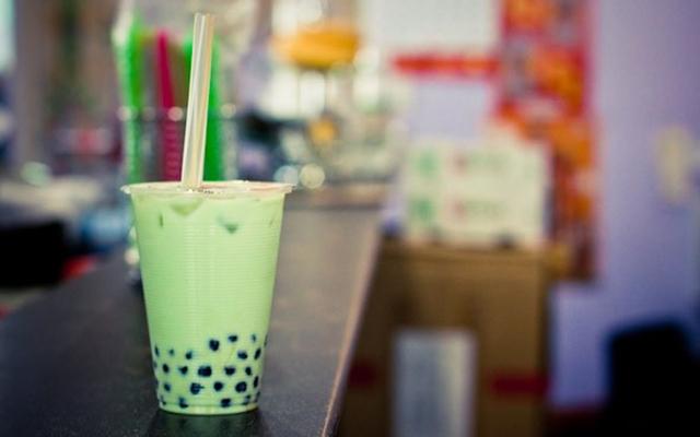 Trà Sữa Green Frog ở TP. HCM