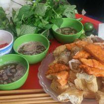 Bún Đậu Mẹt - Nguyễn Tuân