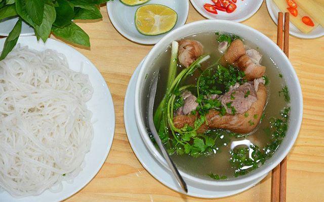 Nam An Quán - Bún Chân Giò ở Hà Nội