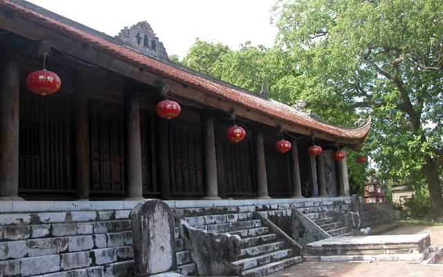Chùa Trăm Gian ở Hà Nội