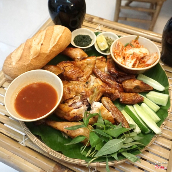 ga-nuong-chanh-day-mat-ong
