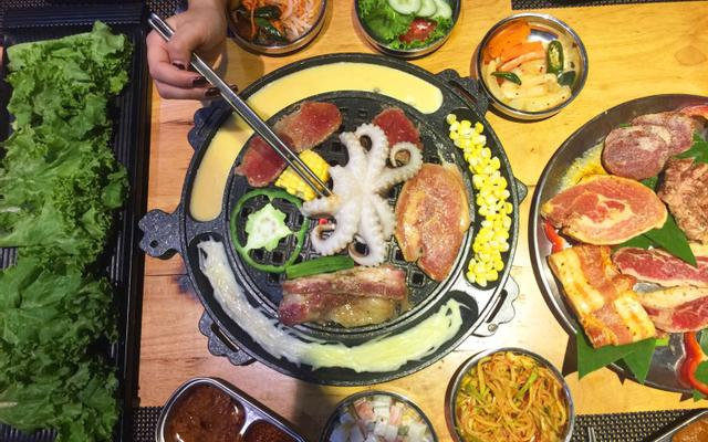 BBQ Plus - Buffet Nướng & Lẩu Hàn Quốc ở Hà Nội