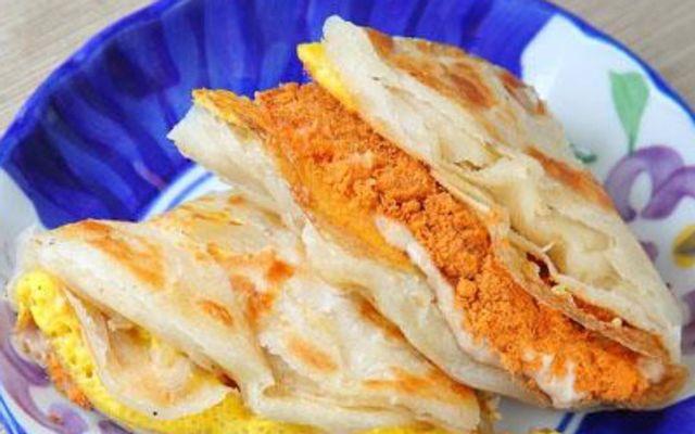 Mr Yang - Bánh Xếp Hong Kong
