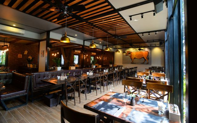 Le Bon Steak House ở Hà Nội