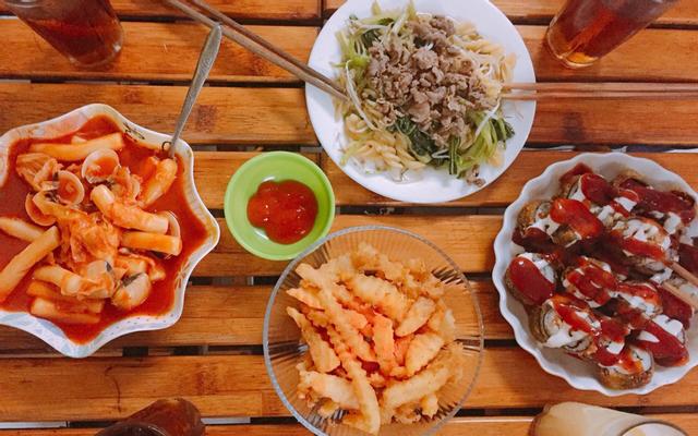 Nakama - Quán Ăn Vặt ở Vũng Tàu