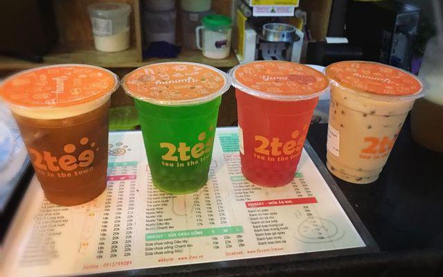 Trà Sữa 2Tee ở Hà Nội