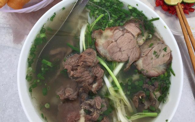 Tư Hậu - Phở Bò Tái Chín ở Hà Nội