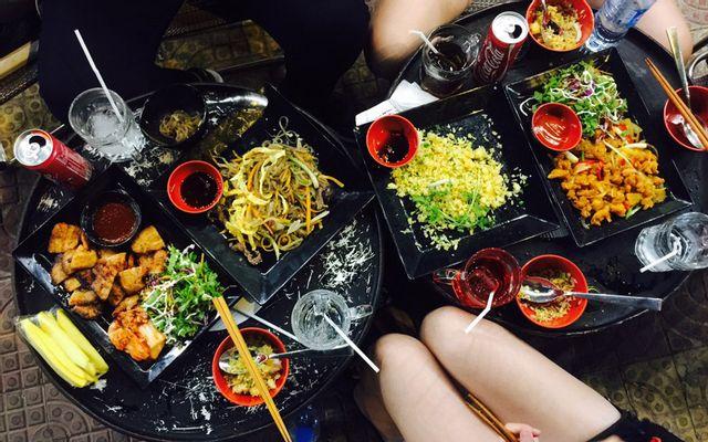 Bụi BBQ ở Đồng Nai