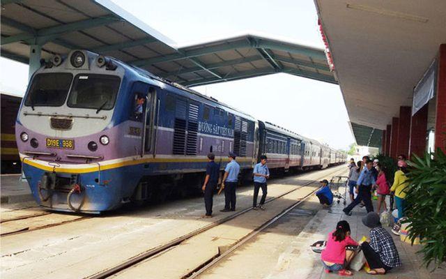 Ga Nha Trang ở Khánh Hoà