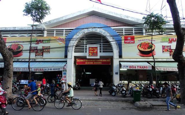 Chợ Xóm Mới ở Khánh Hoà