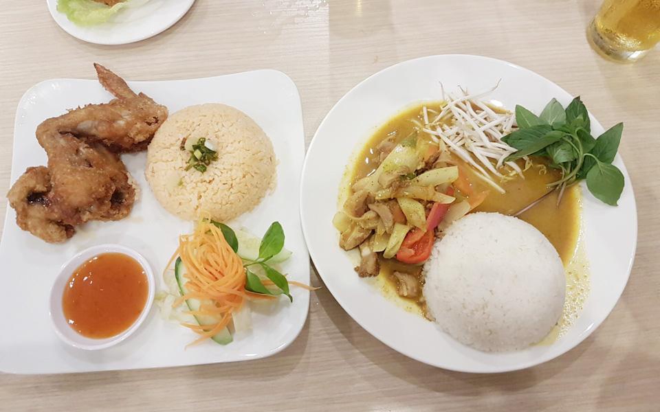 Cơm Gà Da Giòn - Trần Quang Khải