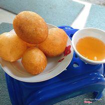 Thành Béo - Bánh Rán Mặn & Ngọt