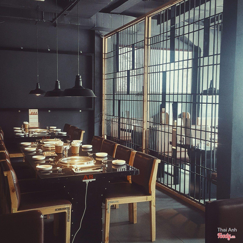 buffet trưa ngon, rẻ ở Hà Nội_King BBQ Đào Tấn